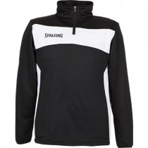Sweatshirt zippé Spalding junior