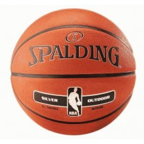 NBA SILVER OUTDOOR Taille 6