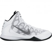 Chaussures Nike Zoom Without A Doubt blanc/noir